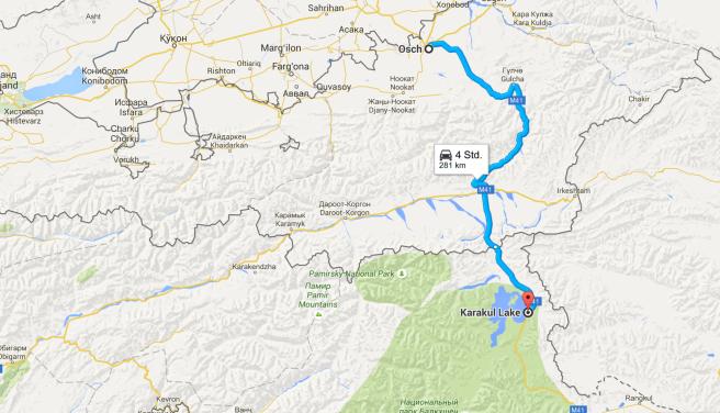 293km, altitude gain: 5224m (1121km and 15107m altitude gain in total)