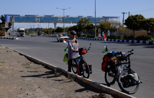 Arrival in Sabzevar