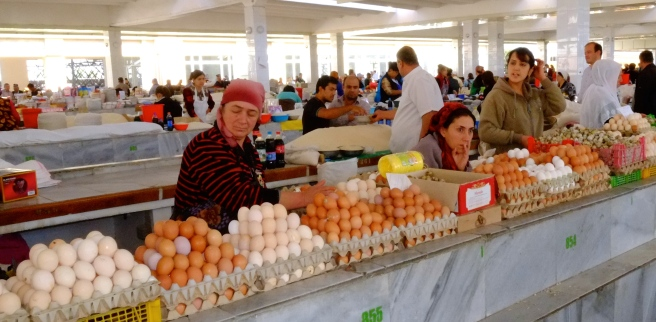 ...eggs...