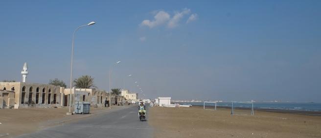 Leaving Sohar