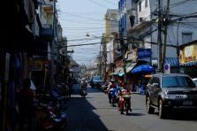 Downtown Kanchanaburi